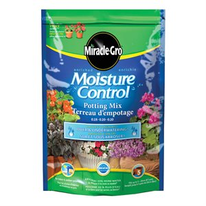 Moisture Control Potting Soil