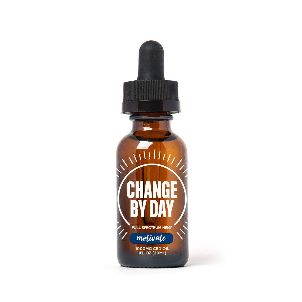 MOTIVATE 1000mg Tincture