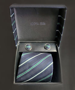 Tie and Cufflink Combo by: SamWell