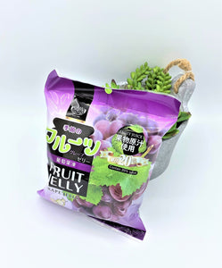 Fruit Jelly - Grape flavor