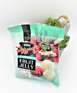 Fruit Jelly - Litchi flavor