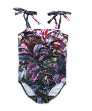 Load image into Gallery viewer, GACHA Island-Print Bodysuit (Pink Croton)