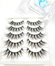 Load image into Gallery viewer, 5D Lash Set: Full Glam