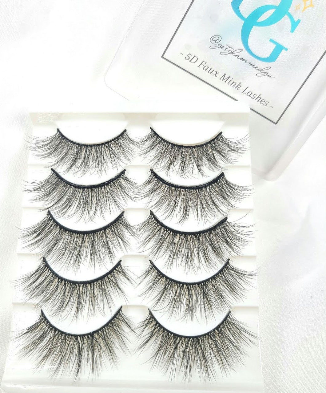 5D Lash Set: Trendy