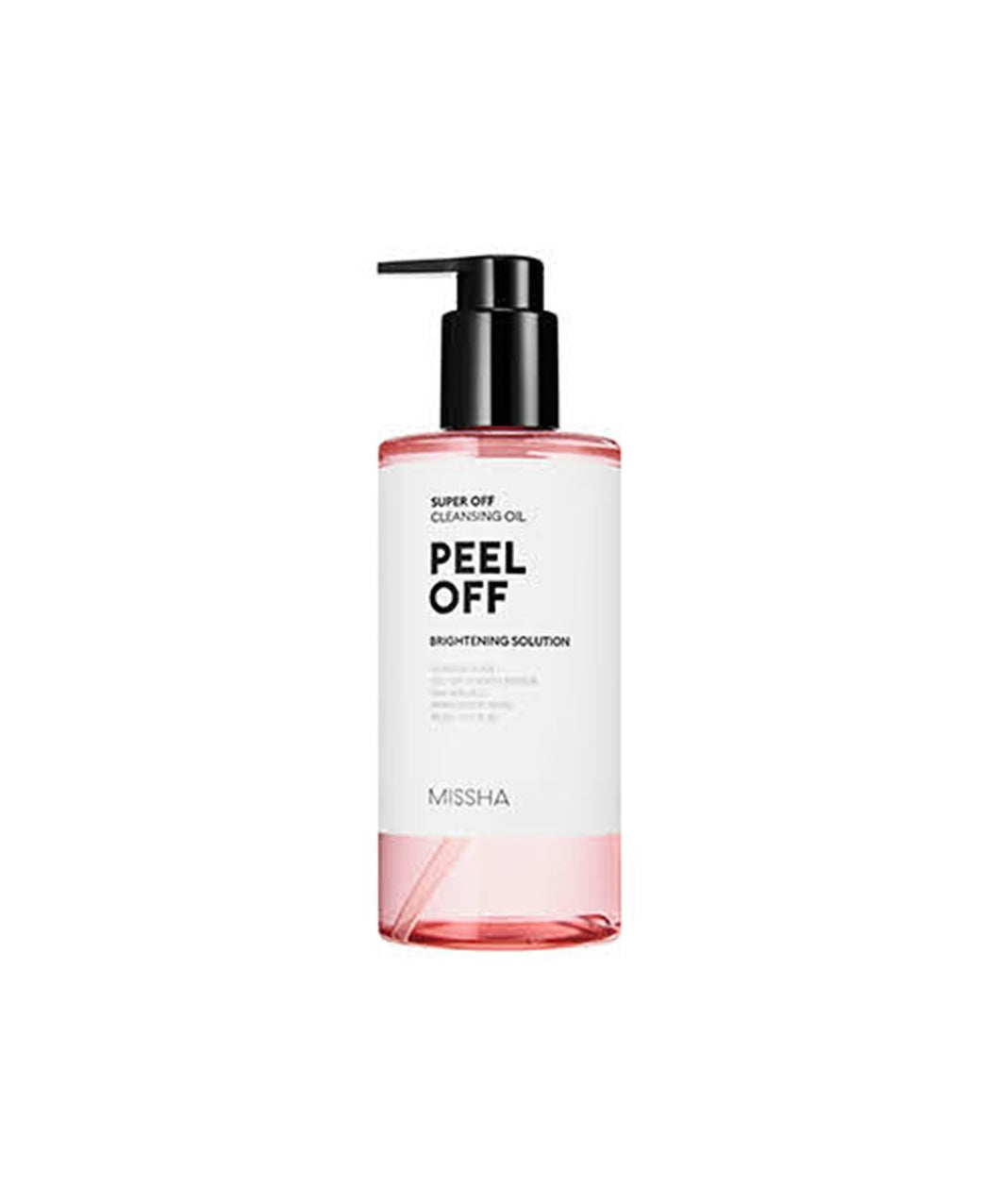 Super off Cleansing Oil: Peel Off