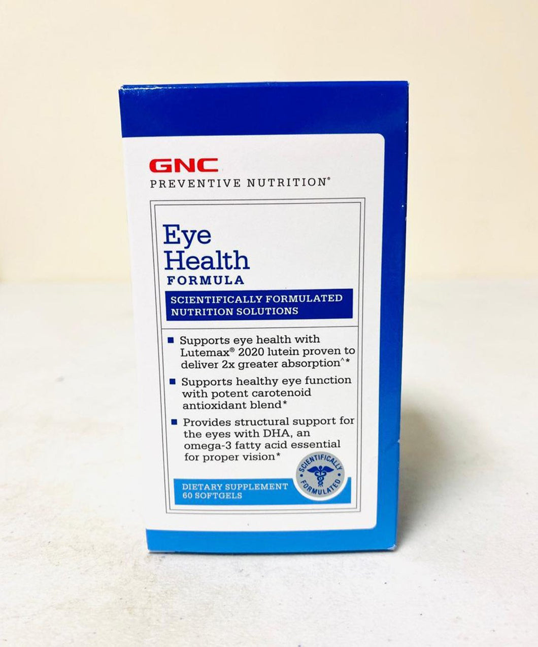 GNC Eye Health Formula