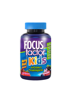 Focus Factor for Kids