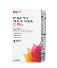 Load image into Gallery viewer, GNC Mega  Ultra Mega 50 Plus BOGO 50% Off Set