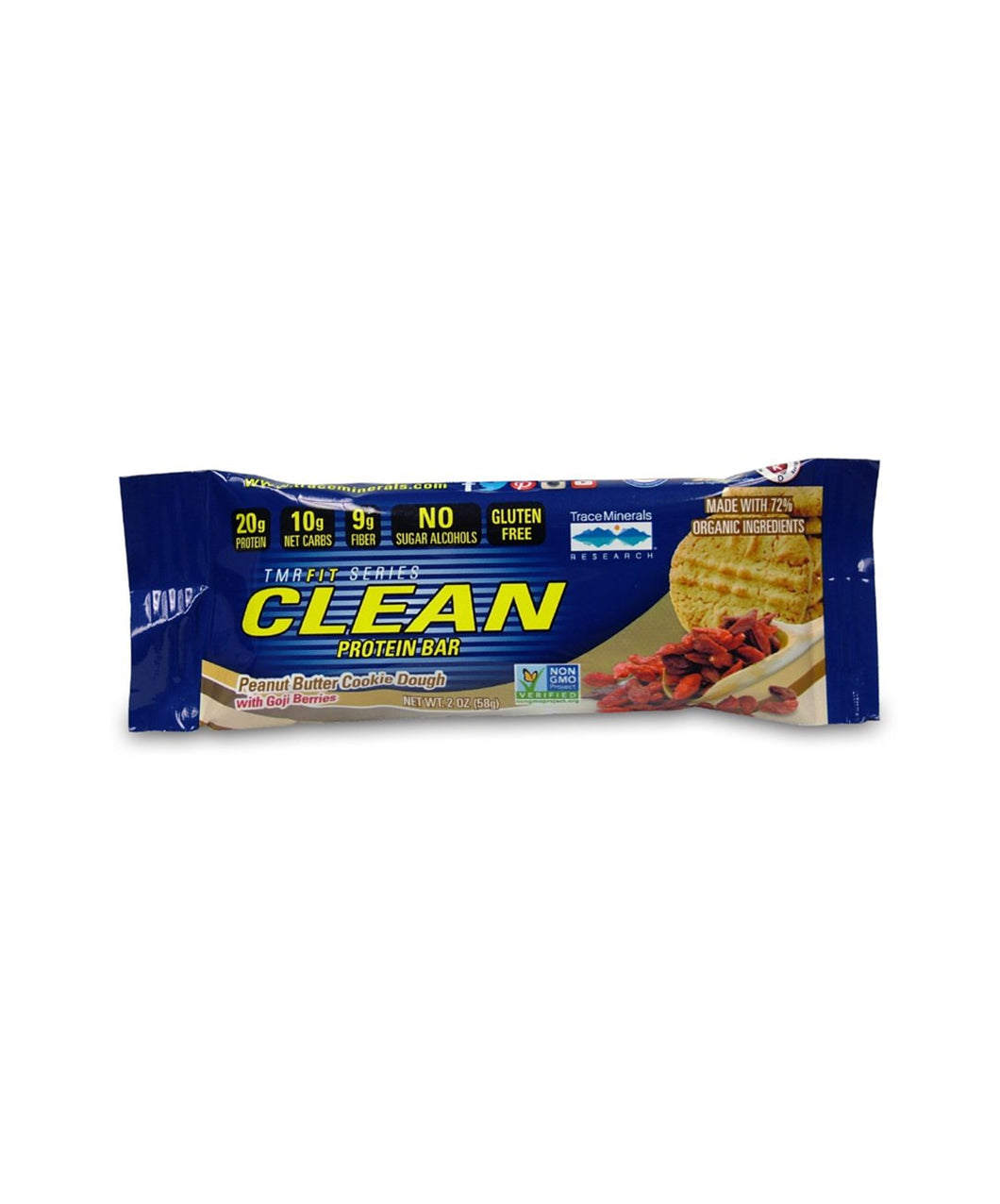 TMSports Eat Clean Protein Bar