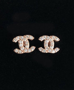 Jules Guam Chanel Earrings (Medium)