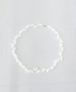 Moon Shell Lei Necklace