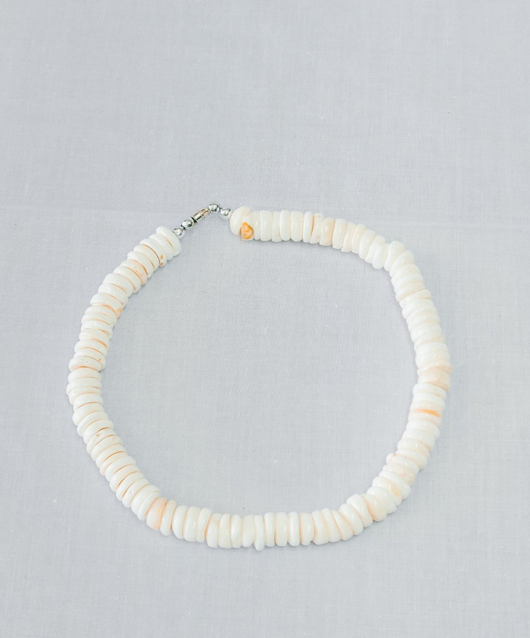 Puka Shell Lei Necklace