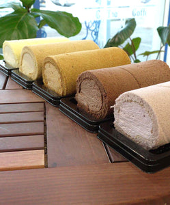 Mayflour Nama Cream Roll Cake