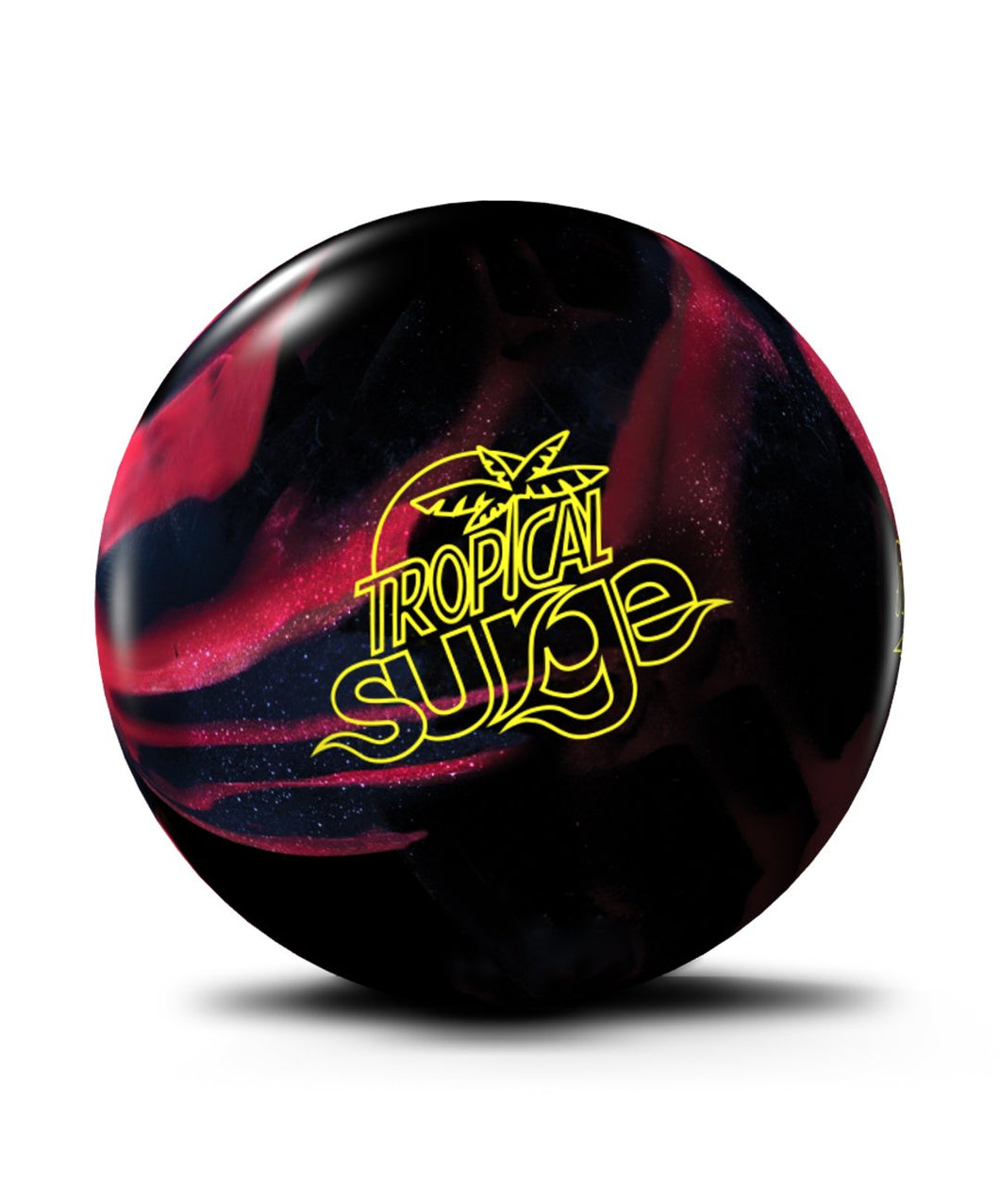 Storm Bowling TROPICAL SURGE (Black/Cherry)