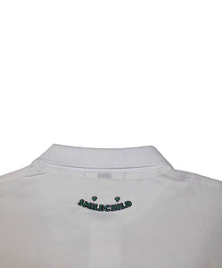 4L Exclusive Polo in White
