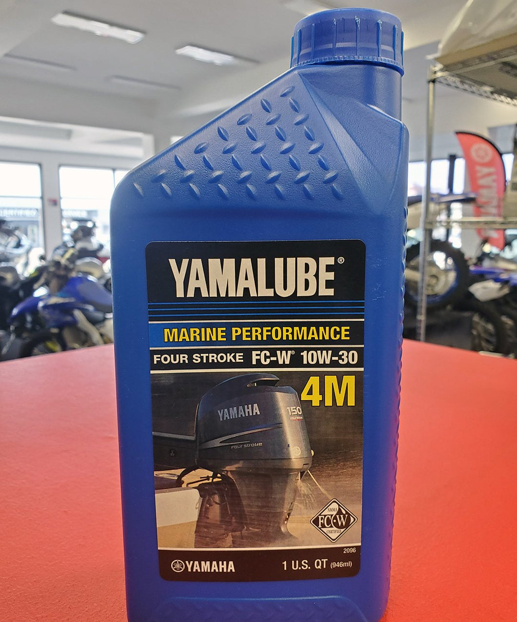 YAMALUBE 4M Outboard Engine Oil
