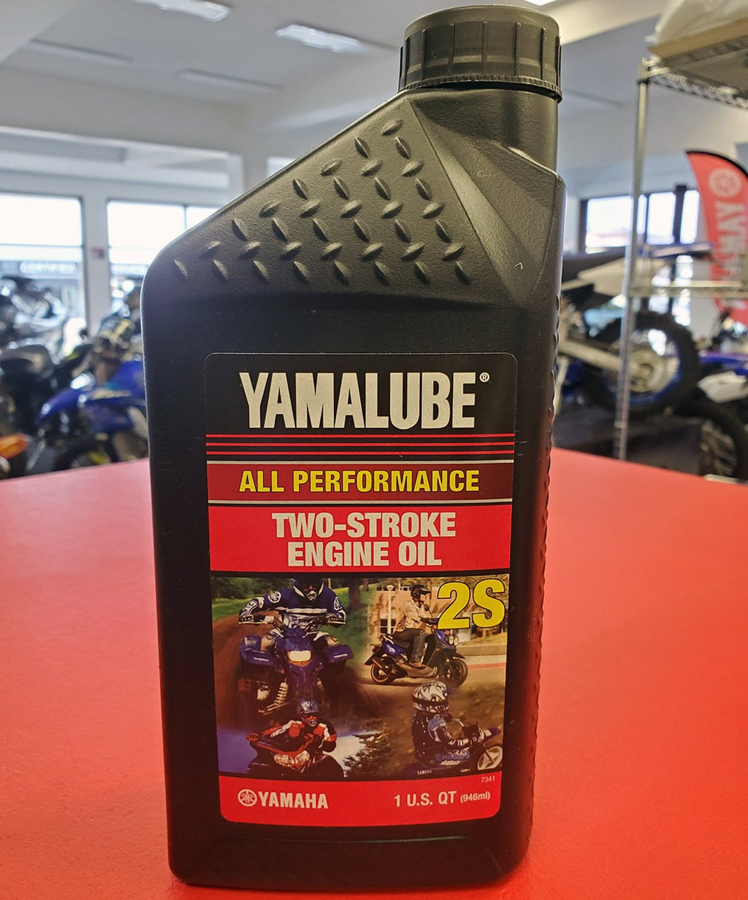 YAMALUBE ALL Performance TWO-Stroke Engine Oil