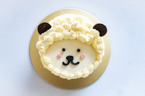Mini Sheep Cake