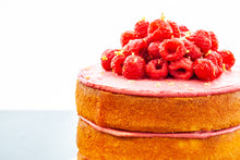 Load image into Gallery viewer, Thea - Raspberry & Lemon Cake