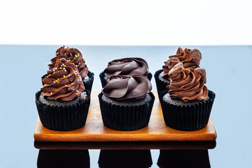 Cupcake Bundle - Chocolate Lovers' Bundle