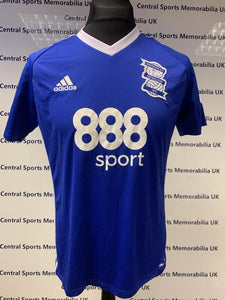 Birmingham City Match Worn Shirts From £45.00. Special Game Shirt. Wolves 04/12/17. Click player for price.
