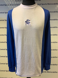 REDUCTION WHILST STOCKS LAST SAVE 25% Birmingham City Retro Replica 70's Penguin Long Sleeve Shirt - All Adult Sizes