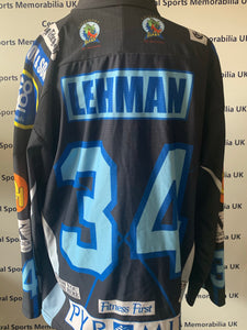 Jody Lehman Replica Jersey - Grand Slam - 2004-2005
