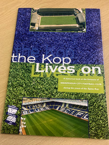 The Kop Lives On A4 Booklet