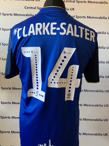Jake Clarke-Salter Match Issue FA Cup Shirt.