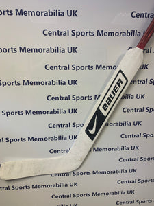 Peter Hirsch Unused Goalie Stick Coventry Blaze