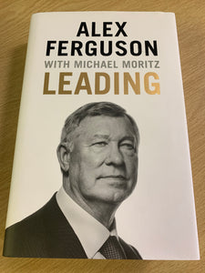 Leading. Alex Ferguson