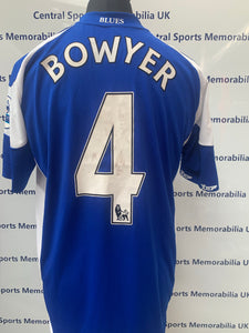 Lee Bowyer Birmingham City Match Worn (unwashed) shirt.