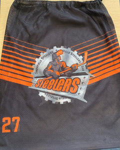 "Sheffield Steelers Cole Shudra ""Sweat"" Bag"