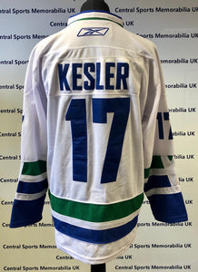Ryan Kesler Vancouver Canucks 40th Anniversary Replica Jersey