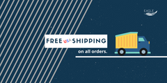 Free Shipping on Eagle Supplements