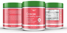 Load image into Gallery viewer, Cravze Collagen Chewable Tablets with Protein - Watermelon