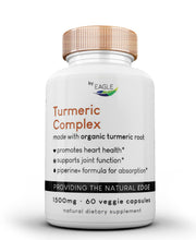 Load image into Gallery viewer, Turmeric Complex - Made with Organic Turmeric Root