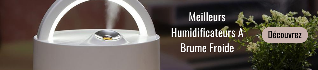 Meilleurs Humidificateurs A Brume Froide