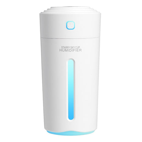 Humidificateur Portable Starry Sky Cup - Blanc - Humidificateur Air Pro