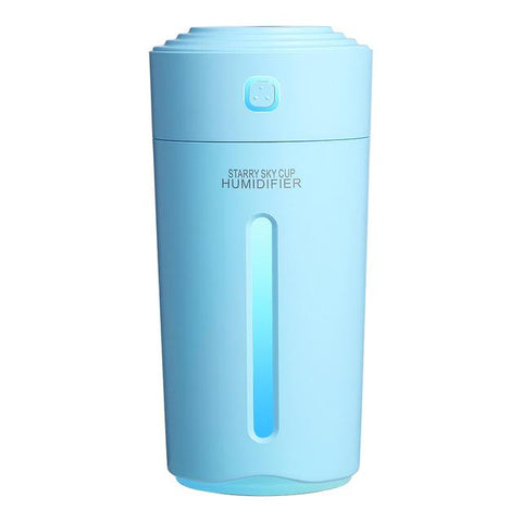 Humidificateur Portable Starry Sky Cup - Bleu Clair - Humidificateur Air Pro