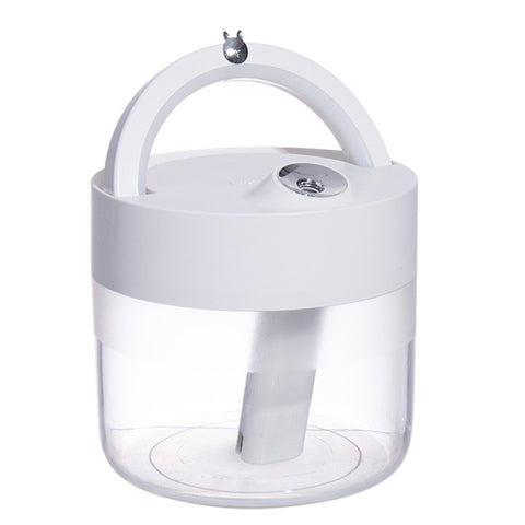 Humidificateur Ultrasons CAMBRIA - Blanc