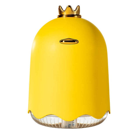 Humidificateur Portable OLIVER - Jaune