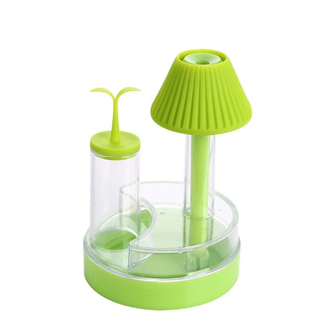 Humidificateur Ultrasons FIGA - vert