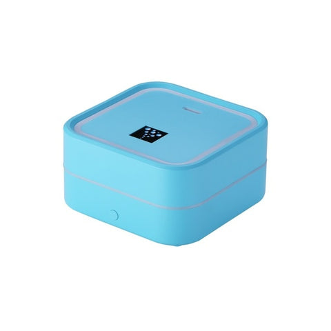 Humidificateur Ultrasons CUB - bleu