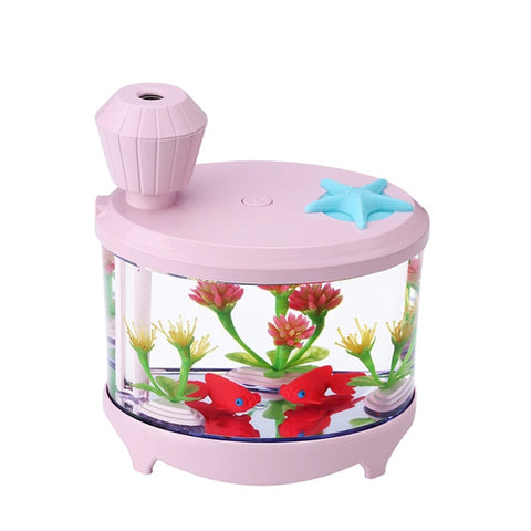 Humidificateur ASA - rose