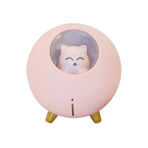 Humidificateur Portable MOVY - rose