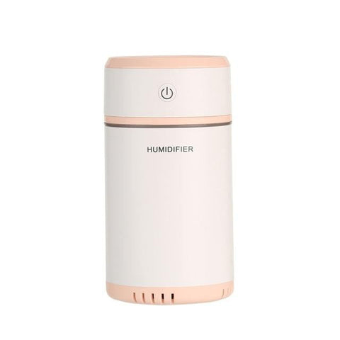 Humidificateur Portable HUMINY - Jaune - Humidificateur Air Pro