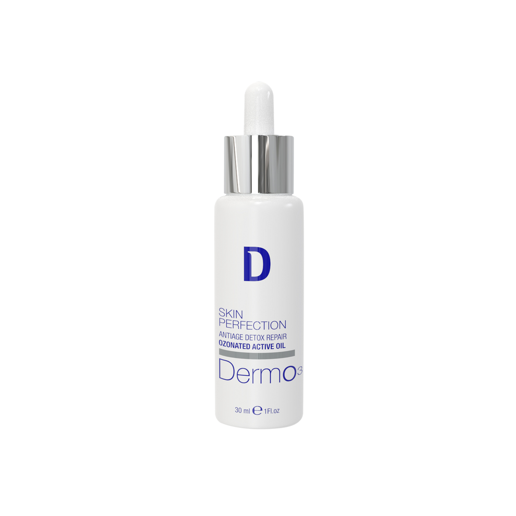 Dermo 3 - Ozonated Antiage Detox Oil