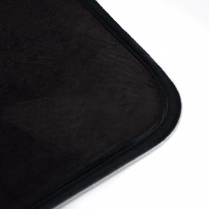 Essentials Floor Mat Black