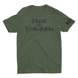 Brave Heart Inspired - Free and Forgiven - Limited Edition Camo Collection
